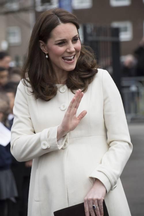 Kate Middleton, le foto della gravidanza 13