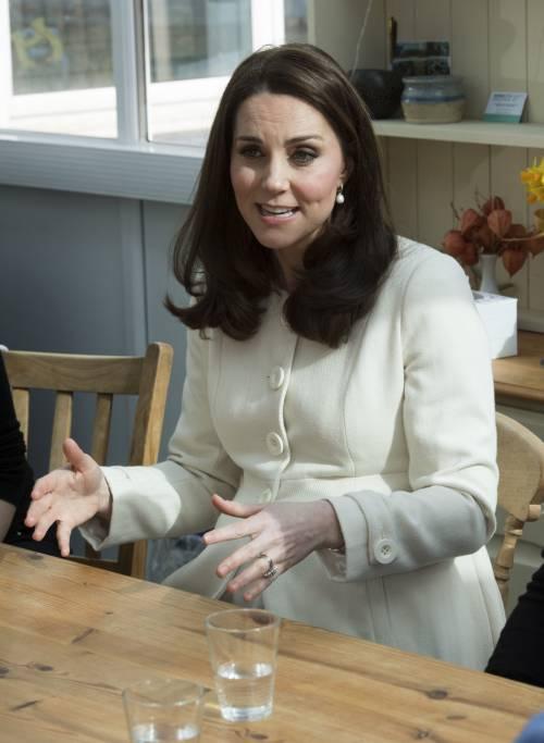 Kate Middleton, le foto della gravidanza 14
