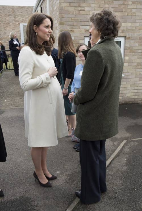 Kate Middleton, le foto della gravidanza 16