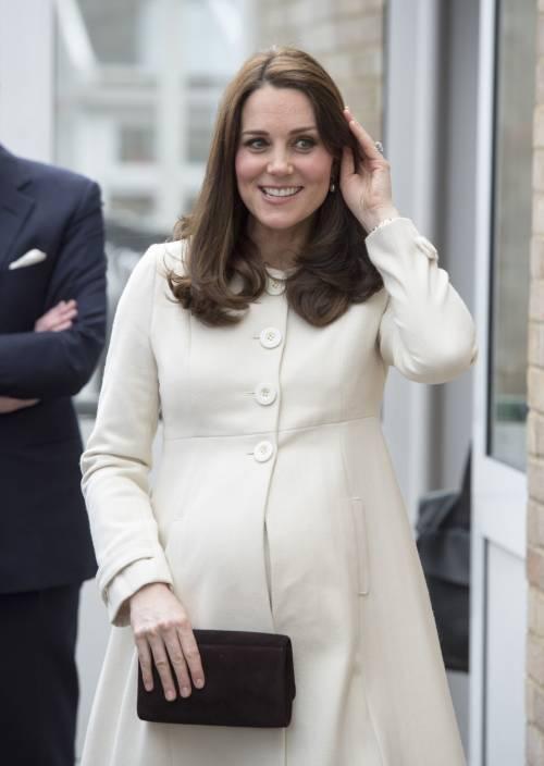 Kate Middleton, le foto della gravidanza 17