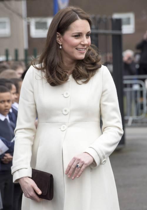 Kate Middleton, le foto della gravidanza 19