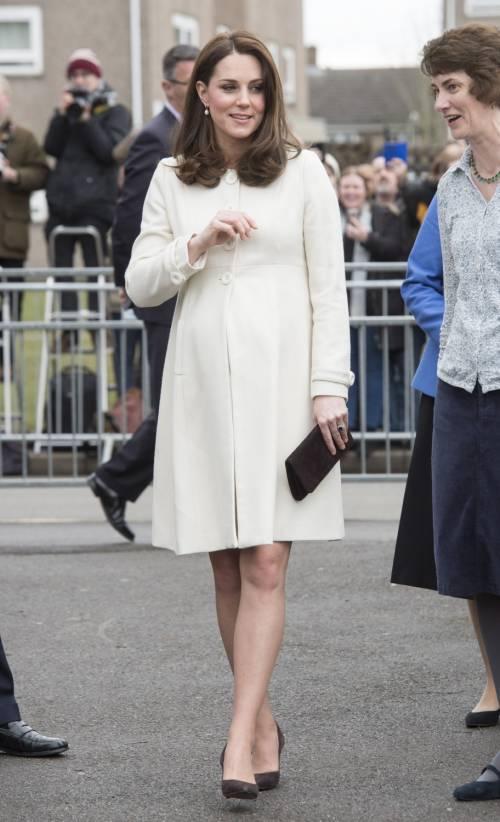 Kate Middleton, le foto della gravidanza 20