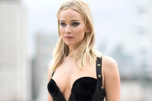 Jennifer Lawrence, immagini sexy 3