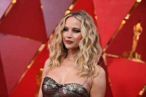 Jennifer Lawrence, immagini sexy 7