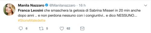 Franca Leosini, social in delirio per lei 2
