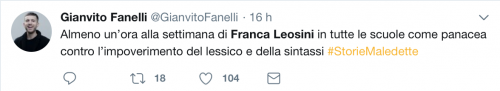 Franca Leosini, social in delirio per lei 4