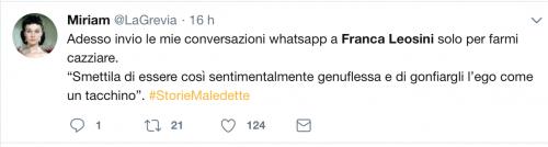 Franca Leosini, social in delirio per lei 9