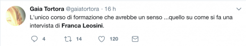 Franca Leosini, social in delirio per lei 11