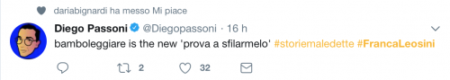 Franca Leosini, social in delirio per lei 15