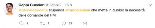 Franca Leosini, social in delirio per lei 20