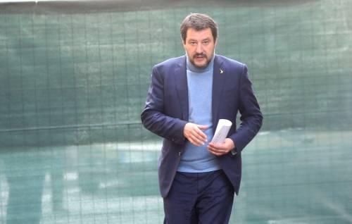 Discorso di Napolitano al Senato, assente Salvini
