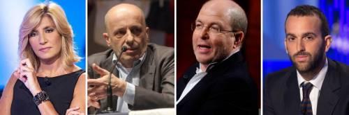 M5s contro i giornalisti È caccia sui social: «Colpite la Merlino»