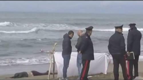 Ventimiglia, trovato in mare il cadavere di un migrante africano