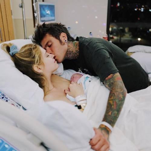 È nato Leone, il social baby d'Italia