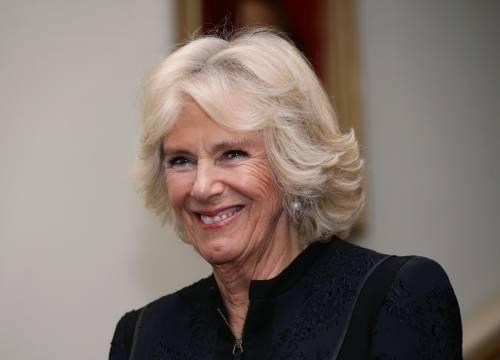 Camilla Parker Bowles, dottorato honoris causa 2