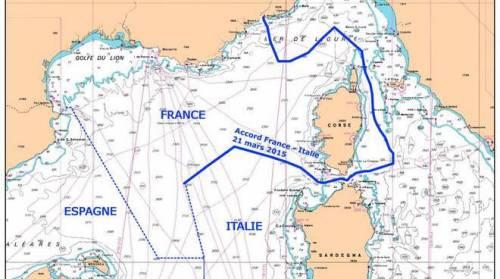 """Mare ceduto, Francia fa dietrofront: """"Non modifichiamo le frontiere"""""""