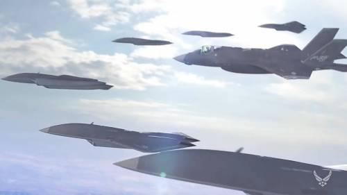 F-35 e droni stealth: nasce il primo Stormo da Dominio Aereo