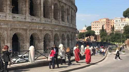 Nella Capitale delle truffe, dove i turisti sono sempre più insicuri
