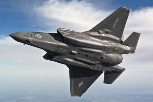 Perché l'F-35 continua ad essere sconfitto dai caccia degli anni '70?