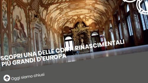 Senza custodi, Palazzo Ducale resta chiuso a Pasquetta