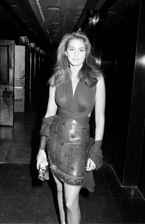 Cindy Crawford, le foto della sexy modella 7