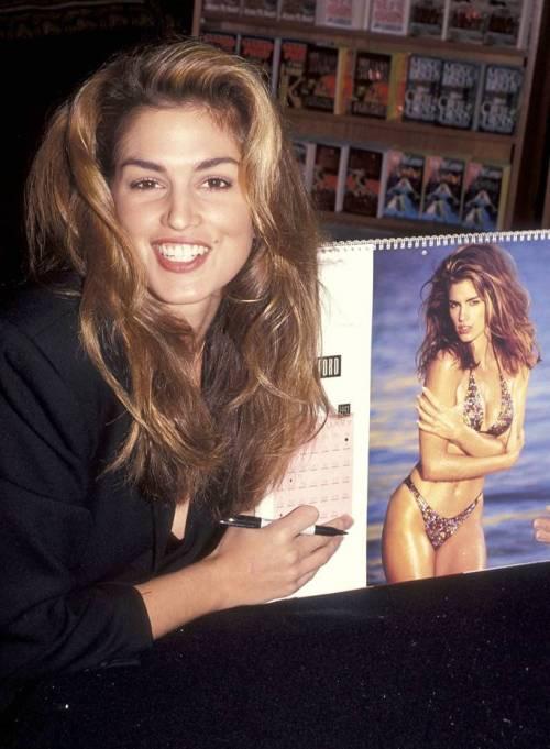 Cindy Crawford, le foto della sexy modella 11
