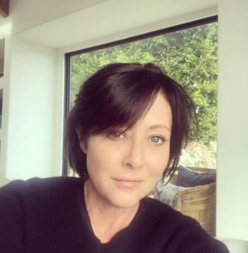 "Shannen Doherty, paura passata: ""Ancora in remissione"""