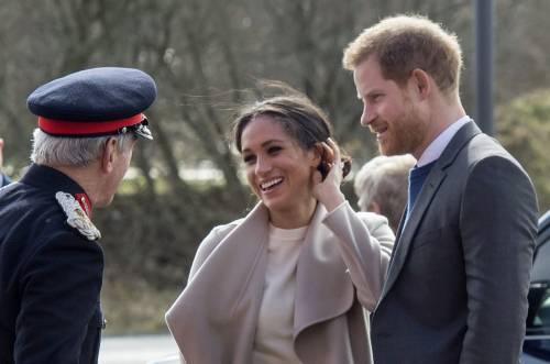 Meghan Markle e il Principe Harry pronti alle nozze 3