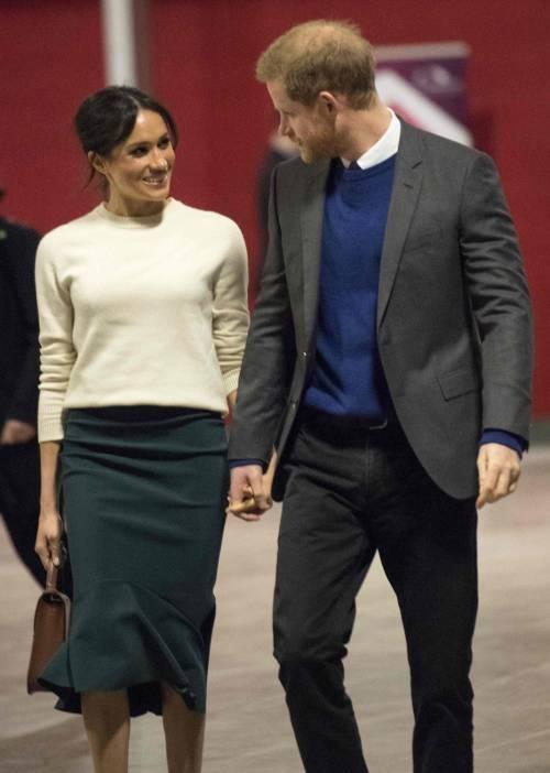 Meghan Markle e il Principe Harry pronti alle nozze 5
