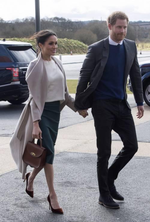 Meghan Markle e il Principe Harry pronti alle nozze 7