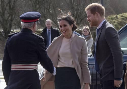 Meghan Markle e il Principe Harry pronti alle nozze 9