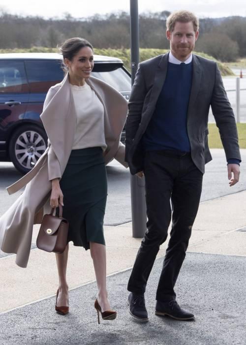 Meghan Markle e il Principe Harry pronti alle nozze 10