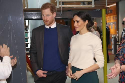 Meghan Markle e il Principe Harry pronti alle nozze 11