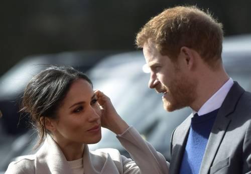 Meghan Markle e il Principe Harry pronti alle nozze 12
