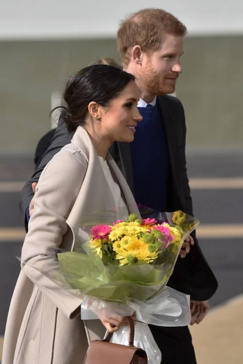 Meghan Markle e il Principe Harry pronti alle nozze 18