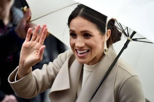 Meghan Markle e il Principe Harry pronti alle nozze 8