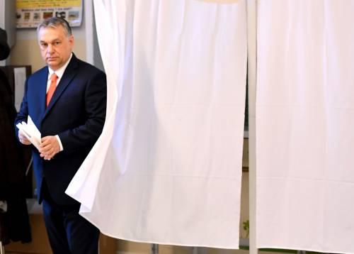 Ungheria sempre più nazionalista