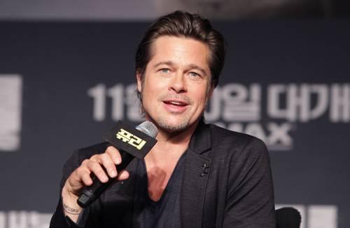 Brad Pitt, le immagini più sexy 6