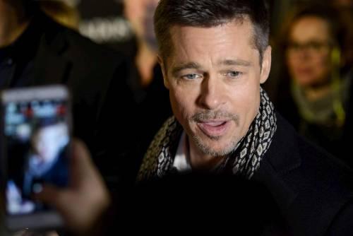 Brad Pitt, le immagini più sexy 9