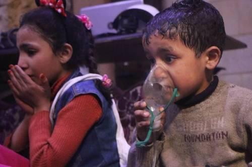 La verità sull'attacco a Douma  che nessuno ha osato dire