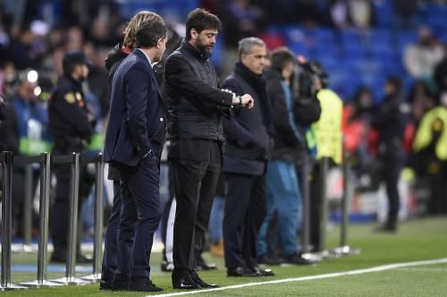 "Juventus, Agnelli attacca l'Uefa: ""Bisogna introdurre il Var"""