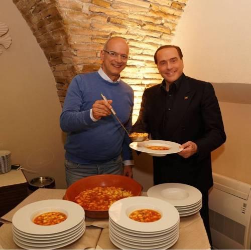 La giornata di Berlusconi a Termoli 2