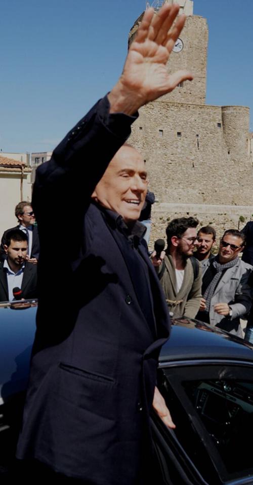 La giornata di Berlusconi a Termoli 3