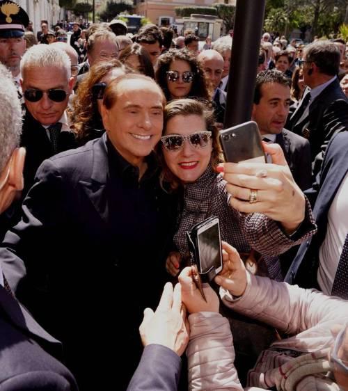 La giornata di Berlusconi a Termoli 4