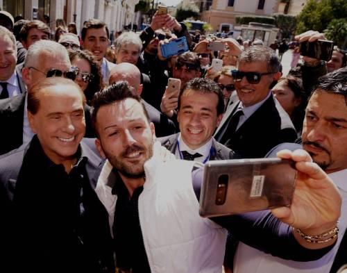 La giornata di Berlusconi a Termoli 5