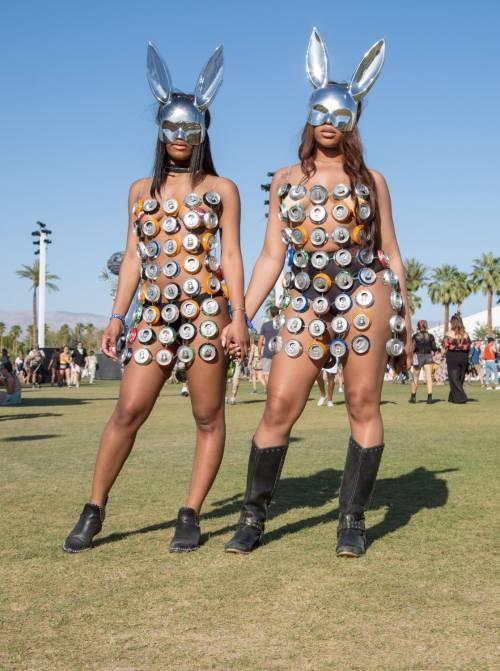 Coachella 2018, i look più sexy