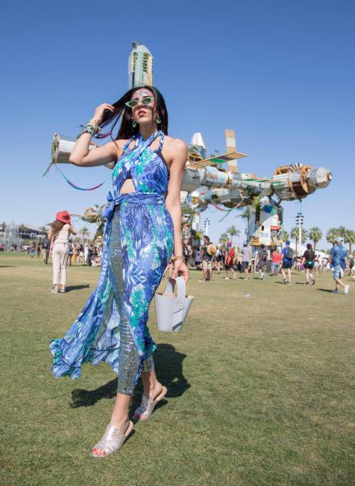Coachella 2018, i look più sexy 7