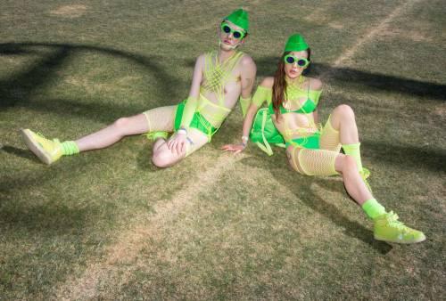 Coachella 2018, i look più sexy 15