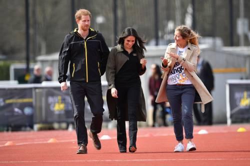 Meghan Markle e il principe Harry si sposeranno il prossimo 19 maggio 9