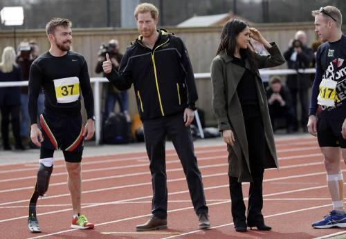 Meghan Markle e il principe Harry si sposeranno il prossimo 19 maggio 11